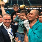 Beibut Shumenov defeated Hizni Altunkaya by TKO9
