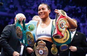 La AMB pública sus rankings de julio y Cecilia Braekhus es la boxeadora del mes.