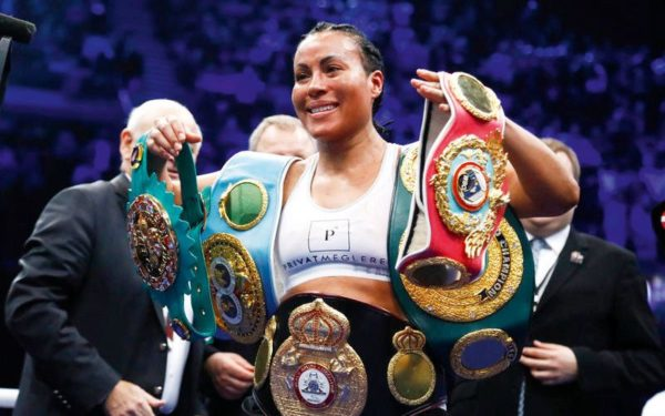 Braekhus returns to the ring to fight against McCaskill on the streets of Tulsa this Saturday