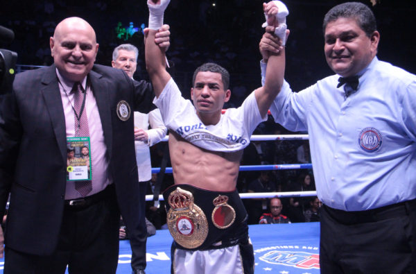Cañizales stops Lu in the Final Round