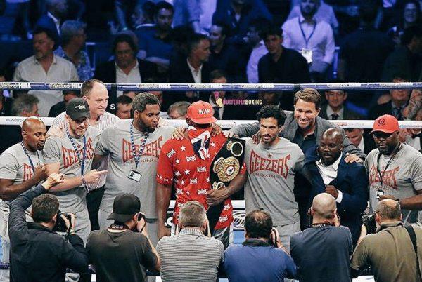 Chisora Wins International Title in a Rousing War