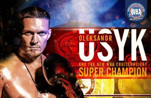 Oleksandr Usyk – Boxer of the month July 2018