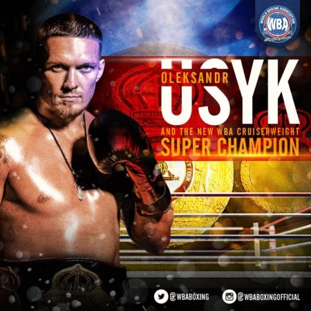 Usyk puts on a masterclass in Moscow.
