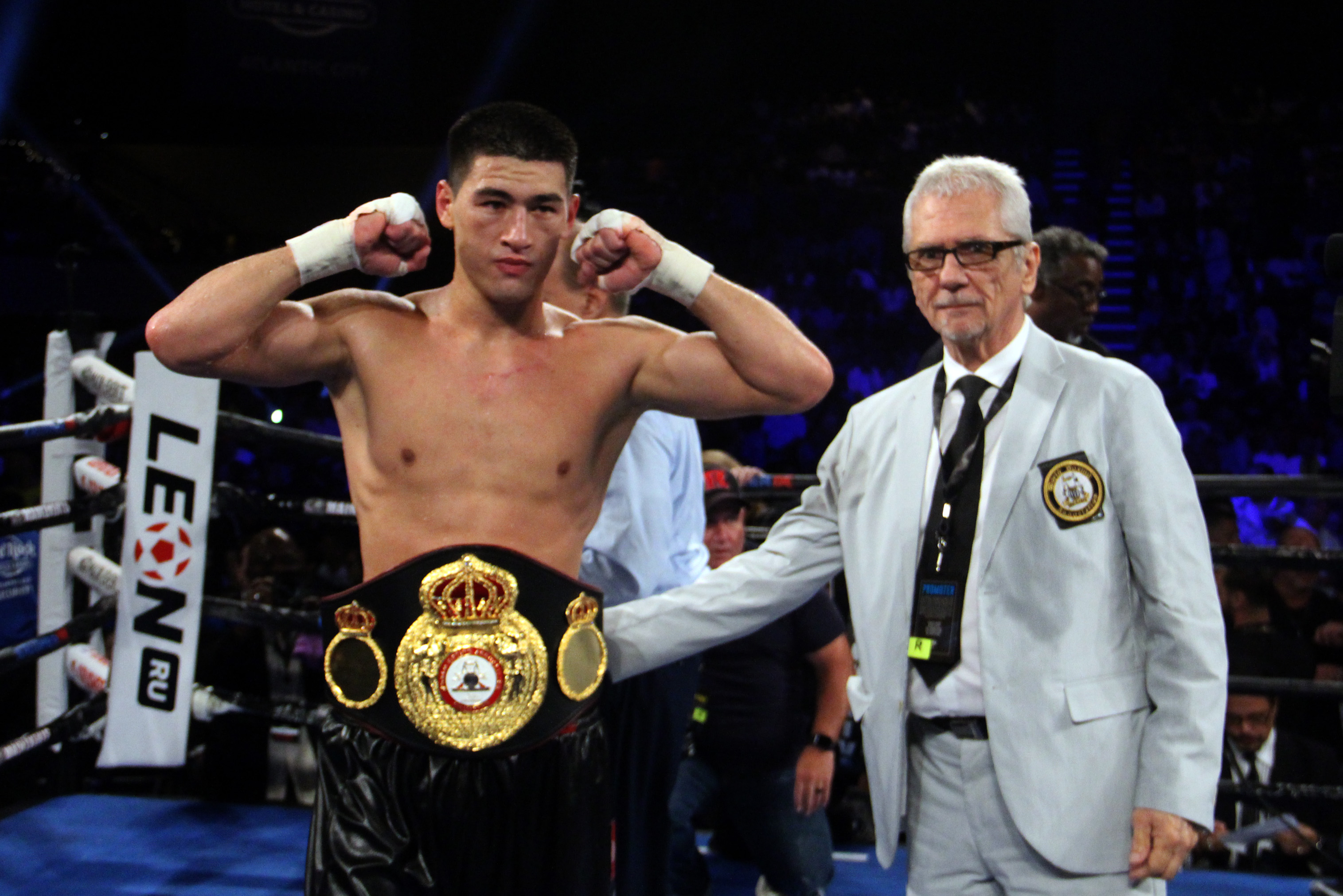 Bivol ready to clash with Pascal