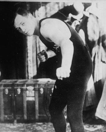 "Stanley Ketchel, ""The Michigan Assassin""."