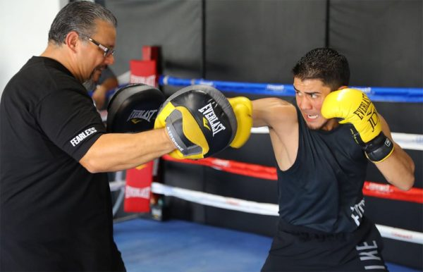 Rojas and Diaz are in their peak condition for the WBA title fight.