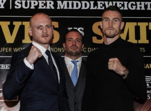 Presentada la pelea entre Groves y Smith en Londres