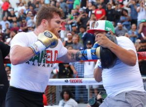 Canelo: the boy from Guadalajara who seeks greatness