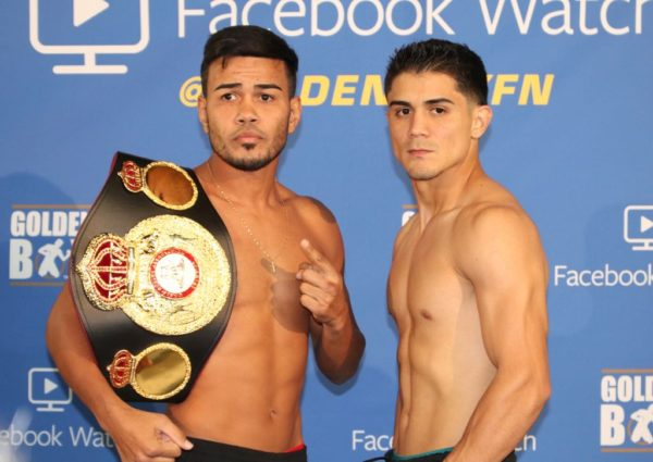 Rojas makes weight; JoJo Diaz misses