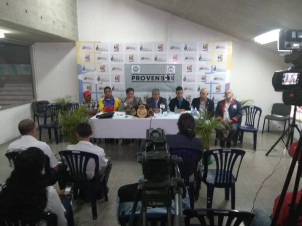 Provenbox will organize the Gilberto Mendoza Tournament in Venezuela