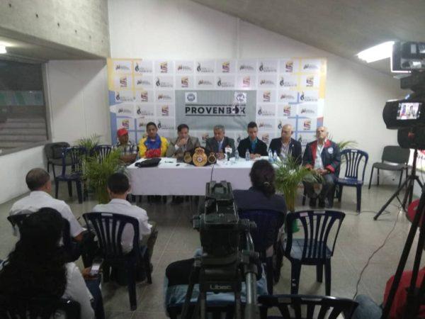 Provenbox will organize the Gilberto Mendoza Tournament in Venezuela.