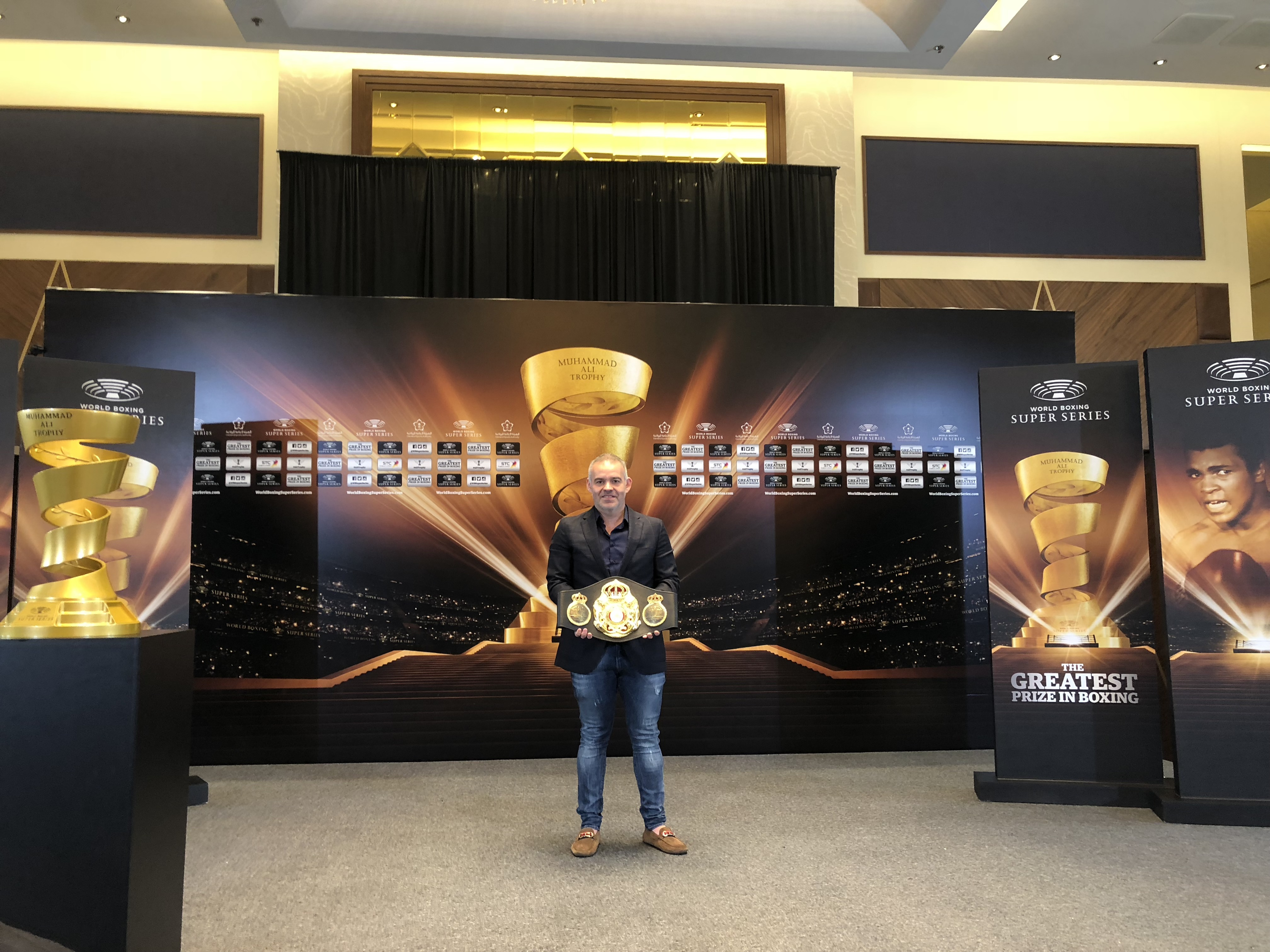 The WBA will make history in Saudi Arabia