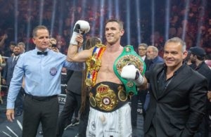 Callum Smith WBA Super World Super Middleweight Champion