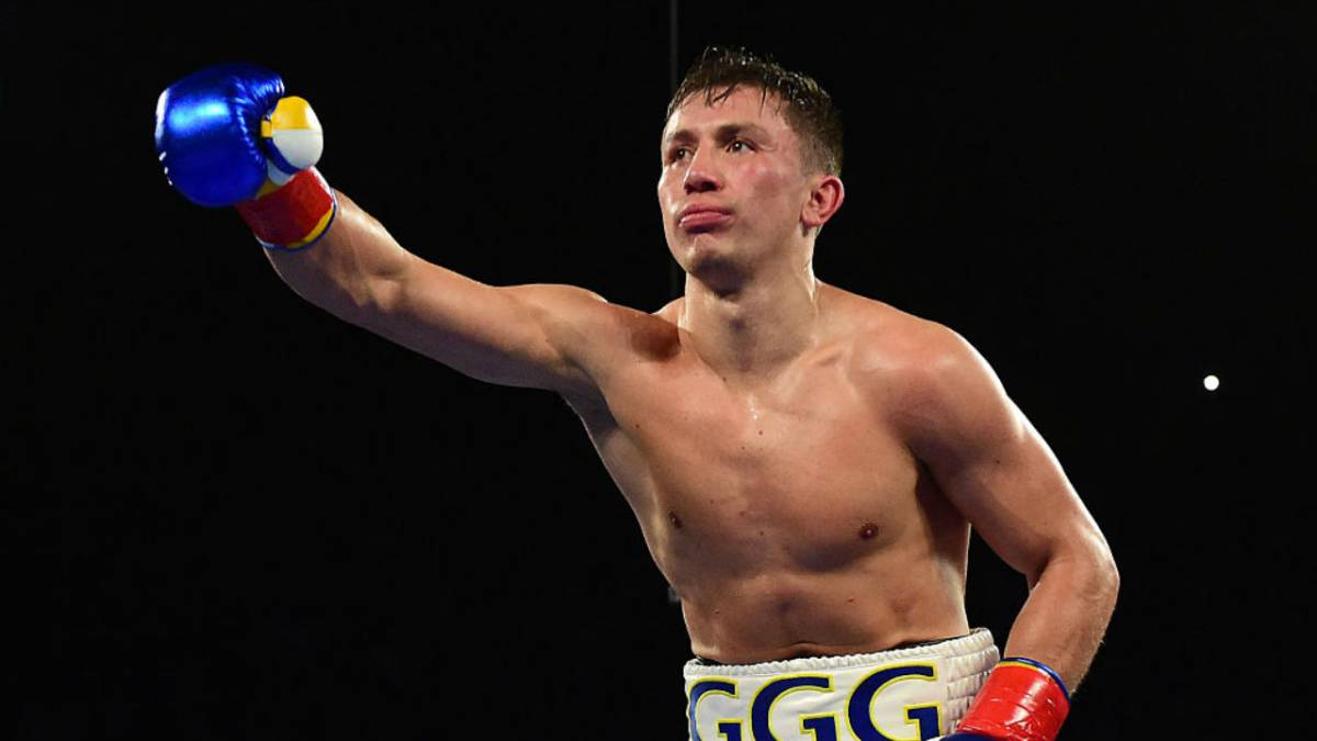 Gennady Golovkin: a life full of motivation