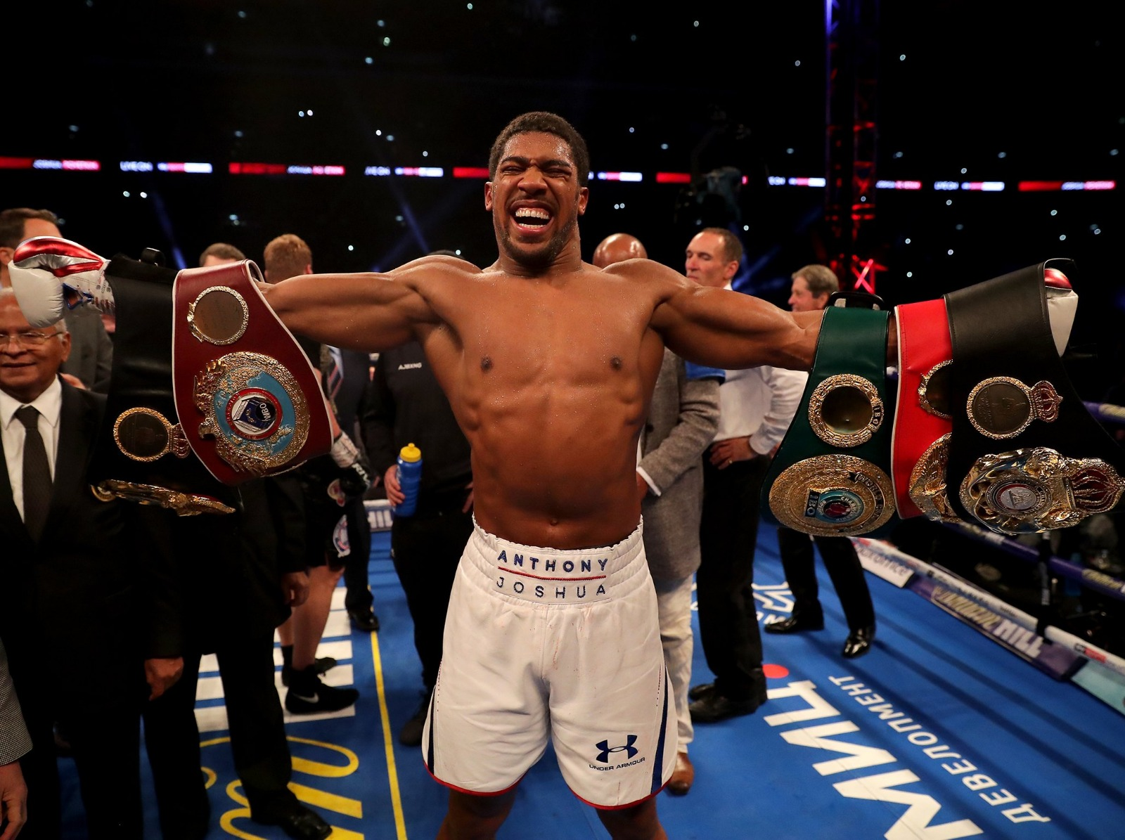WBA September Rankings and Boxers of the Month Photo: Matchroom Boxing