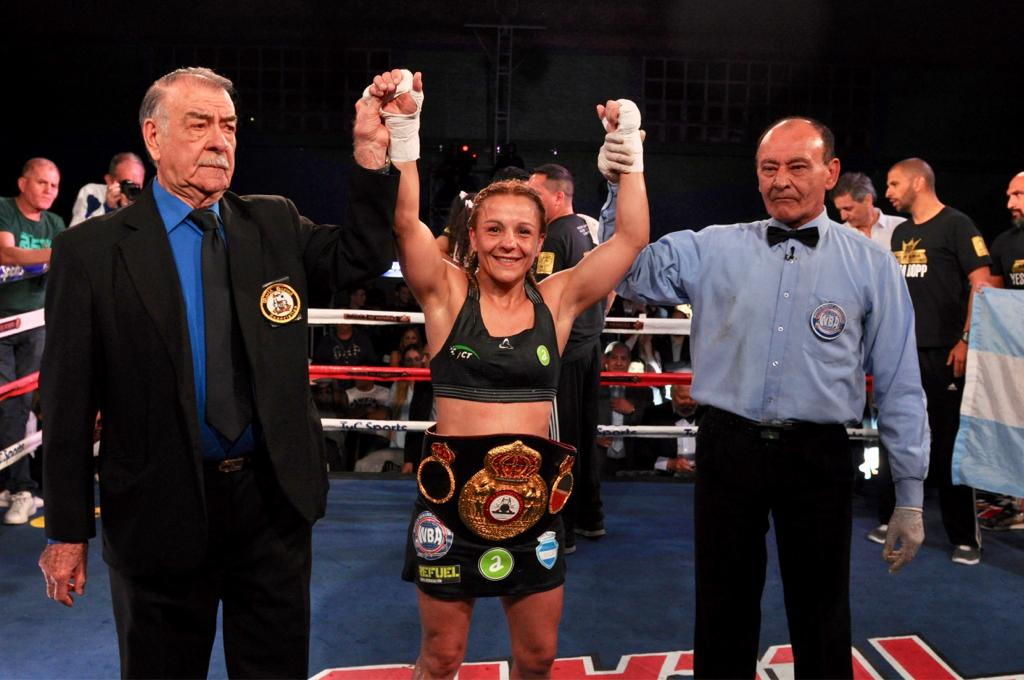 "Yesica ""Tuti"" Bopp Wins Her 22nd Title Defense"