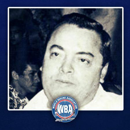Goodbye to the great Ramiro Machado