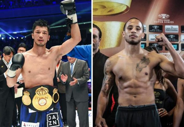 Murata-Brant and Taylor-Serrano have WBA titles at stake