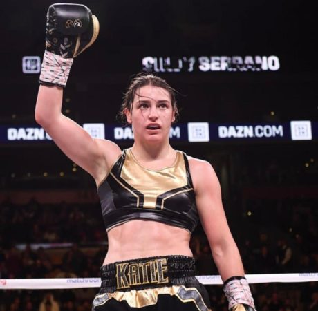 Fight week: Taylor will defend her WBA title in rematch against Persoon