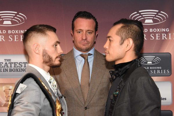 Burnett and Donaire ready to battle in Scotland