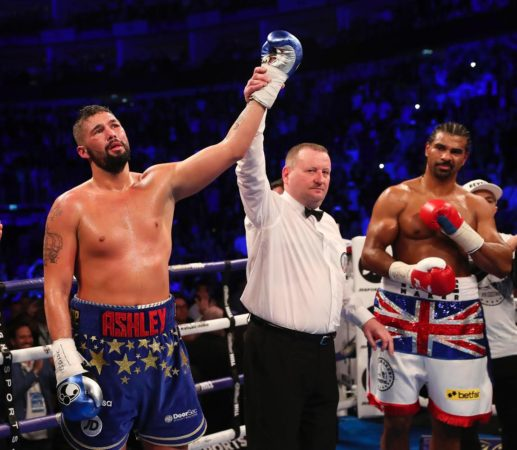 Tony Bellew faces another big challenge