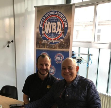 The WBA opens operations in Switzerland