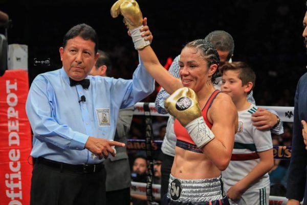 Jackie Nava derrotó a Carolina Álvarez en México