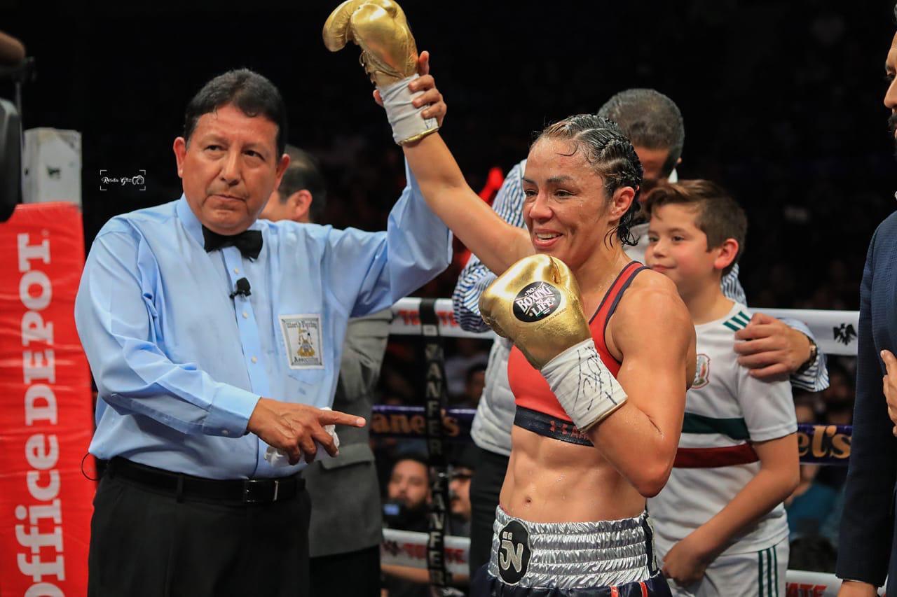 Jackie Nava defeats Carolina Alvarez in Mexico