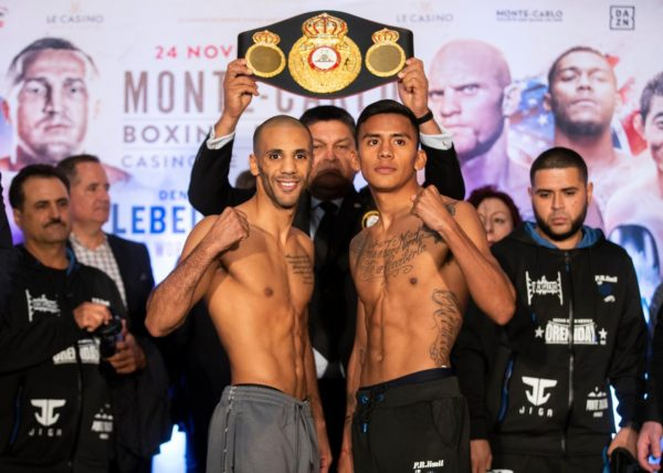Yafai and Gonzalez make weight for title clash