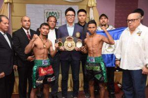 Niyomtrong y Rojas superan la báscula en Tailandia
