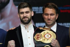 Fielding full of confidence for Canelo challenge in New York