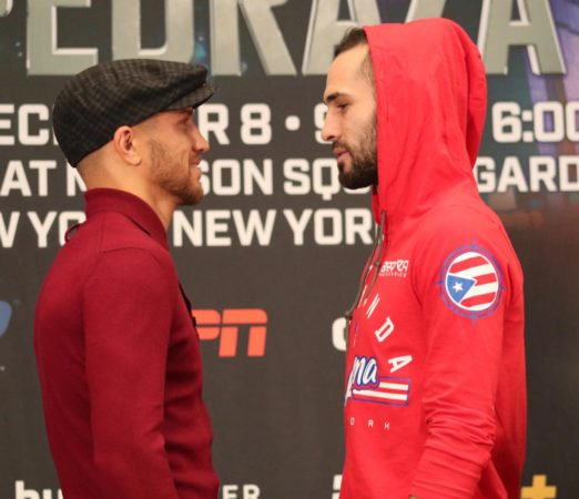 Lomachenko in search of greatness in New York