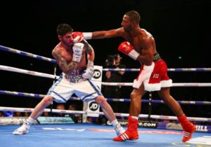 Brook dominates Zefara in WBA eliminator