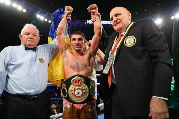 Dalakian will make second defense of his WBA title