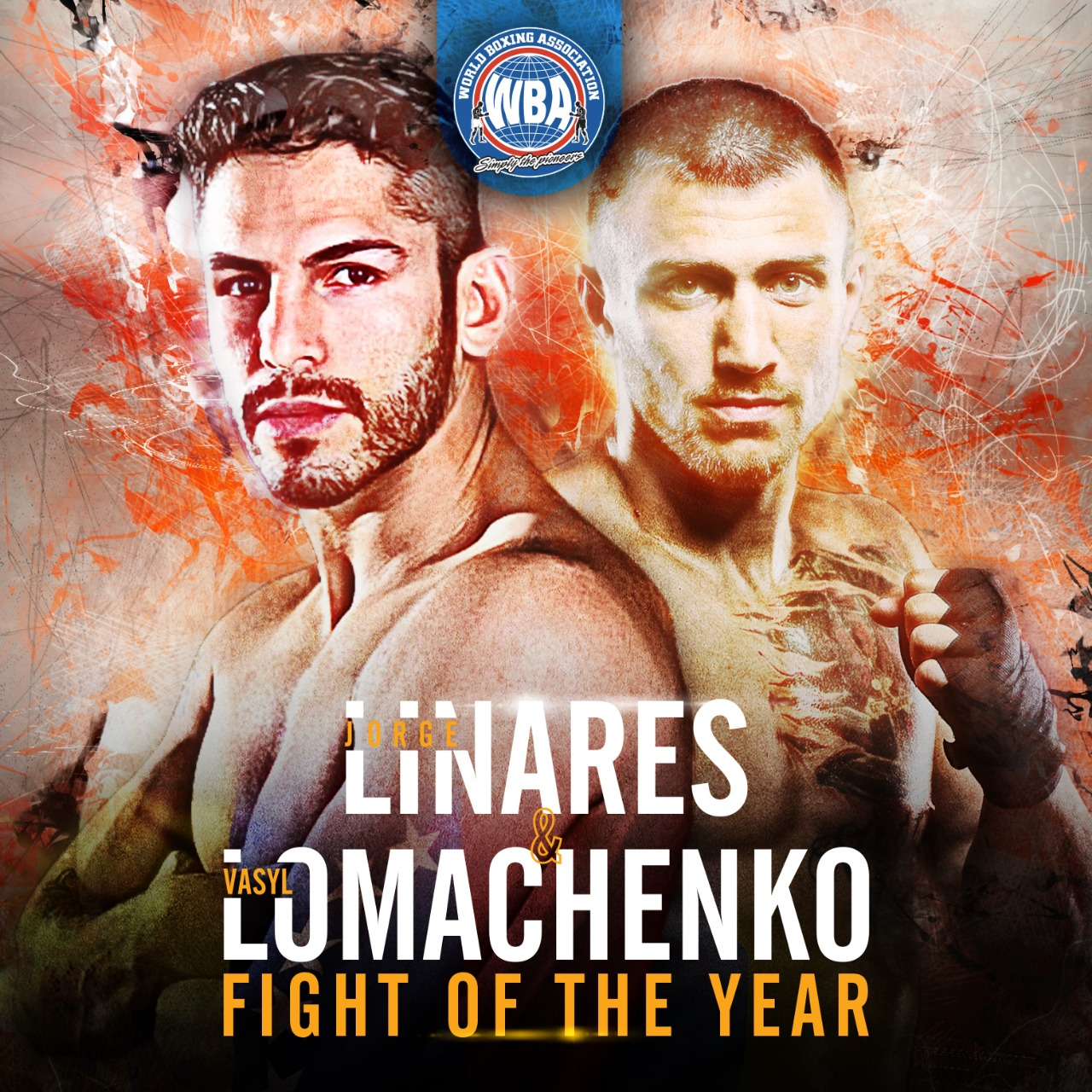 Lomachenko vs Linares wins WBA fight of the year