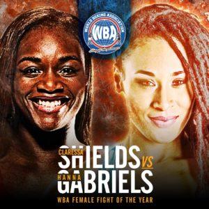 Claressa Shields vs Hanna Gabriels: Pelea del año femenina