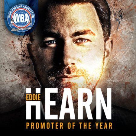 Matchroom Boxing designada Promotora del año por la AMB