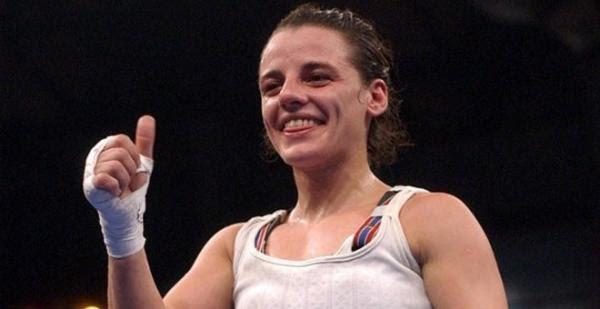 Fallece María Jesús Rosa, pionera del boxeo femenino español