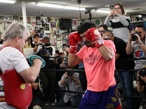 All eyes are on Manny Pacquiaos return to the ring
