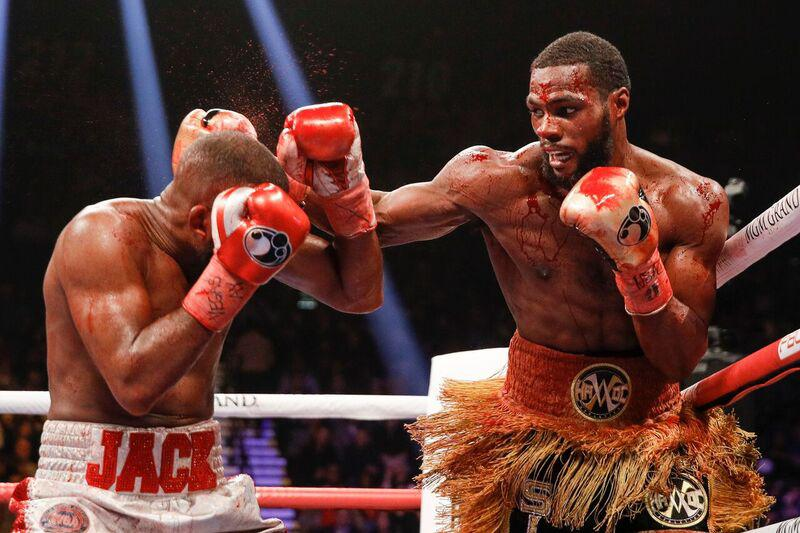 Marcus Browne impresses in beating Jack for interim WBA title