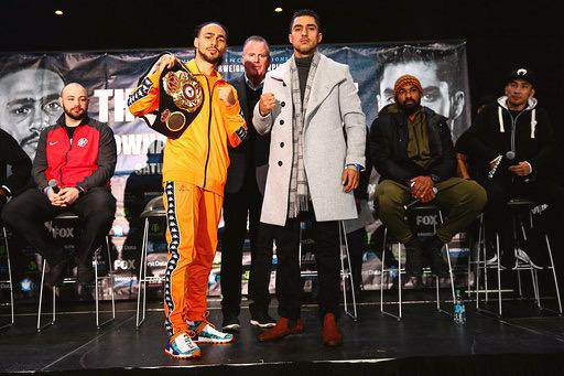 Thurman: the Champ is back