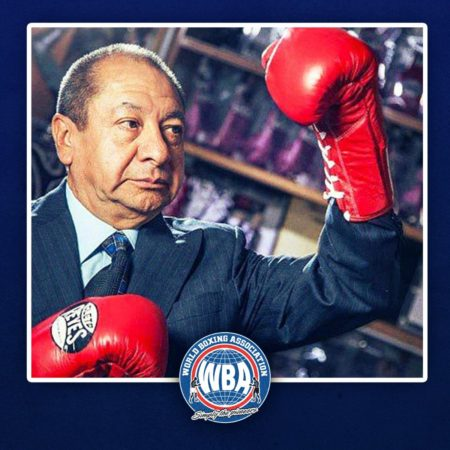 Alberto Reyes of Cleto Reyes gloves passes away