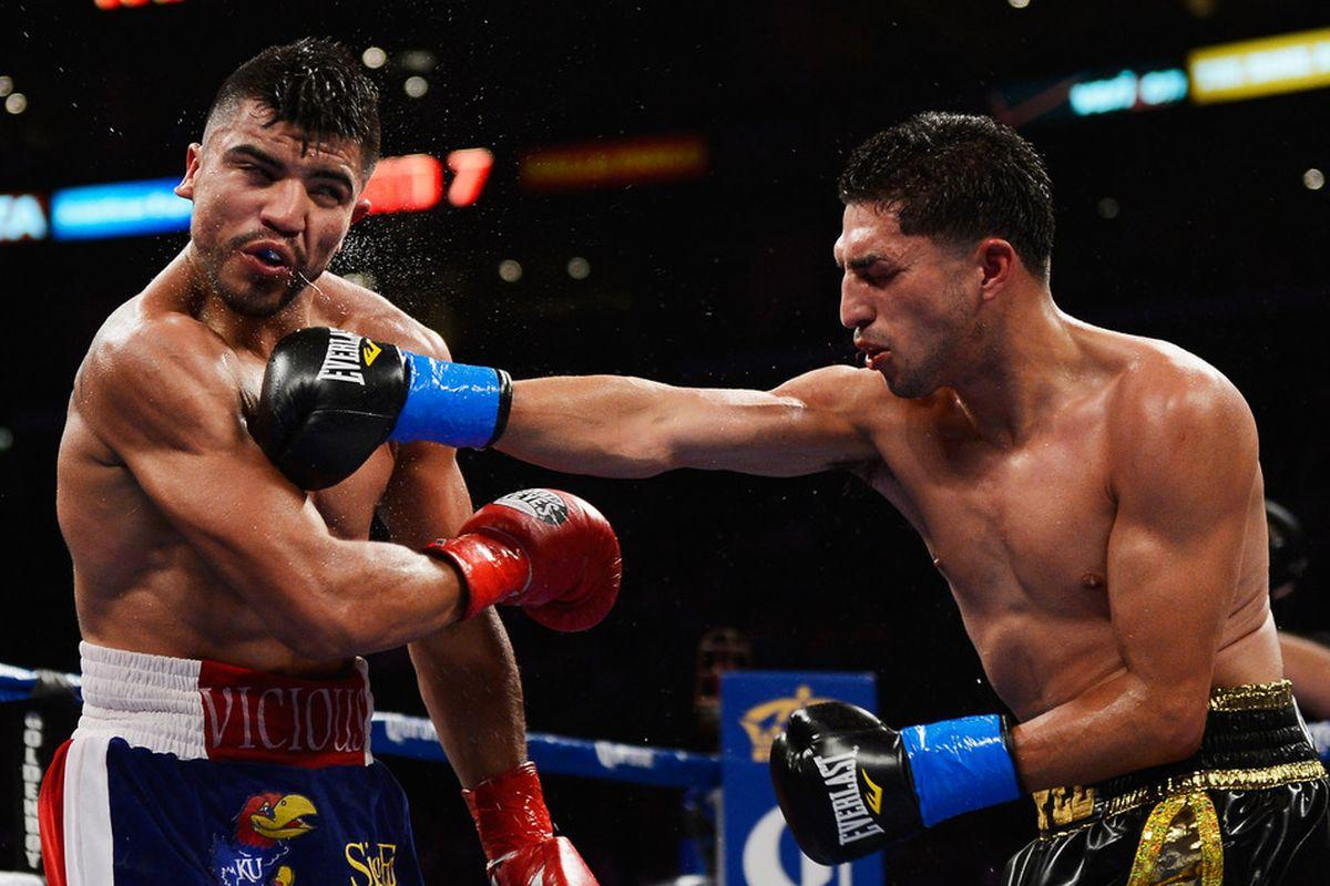 Josesito Lopez wants to surprise Thurman