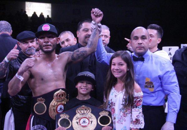 Cancio upsets Machado with a stunning KO victory