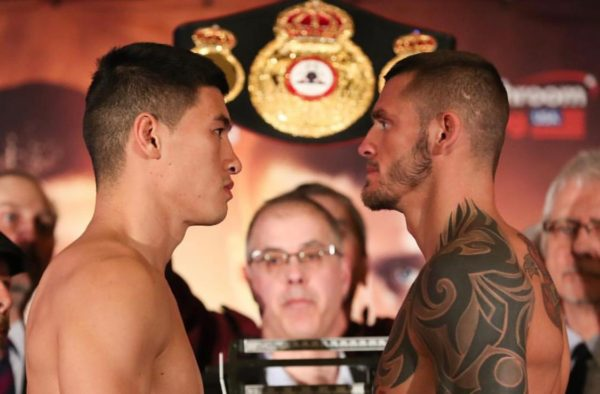 Bivol and Smith make weight for title fight