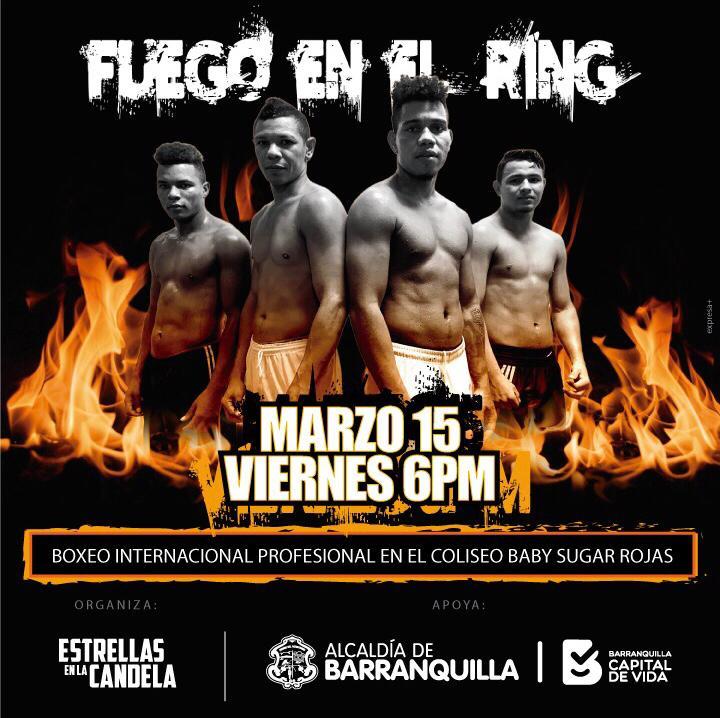 AMB iniciará transmisiones de boxeo vía streaming en Latinoamérica