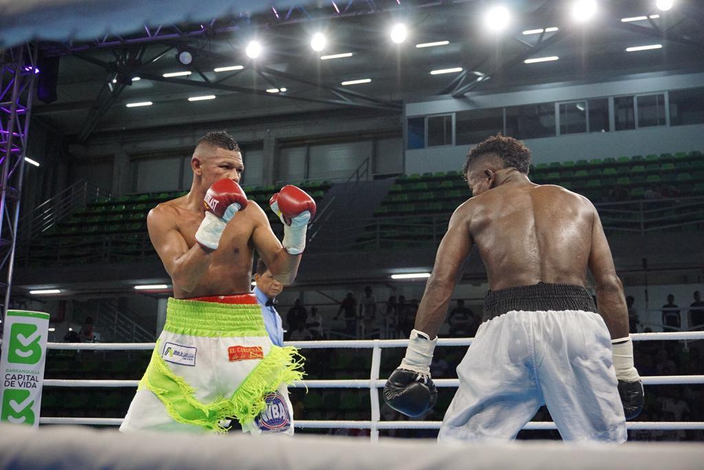 WBA transmission in Barranquilla was a success