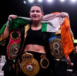 Taylor dominates Volante for her 6th WBA Title defense