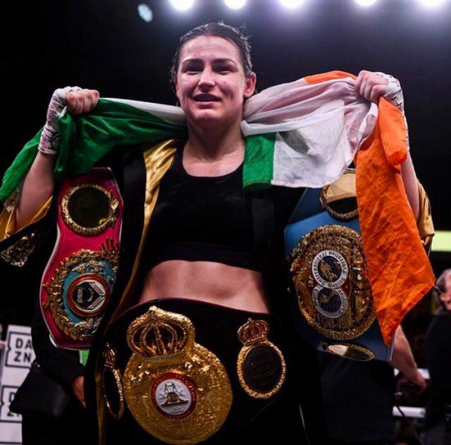 Katie Taylor will defend against Delfine Persoon on August 22