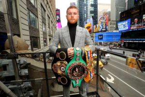 Canelo: the biggest draw in boxing